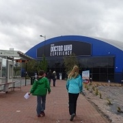 Lost 8GB SD memory card- Doctor Who Experience in Cardiff