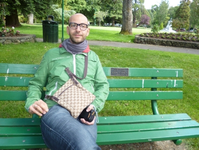 Found camera in Beacon Hill Park, Victoria, BC_1