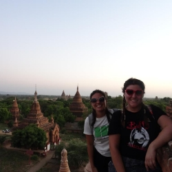 Lost Camera and Memory Cards in Bagan