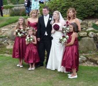 my sisters wedding_1