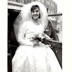 Mystery Wedding Photos (West London? 1950s/60s/70s?)_1