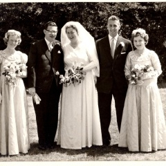 Mystery Wedding Photos (West London? 1950s/60s/70s?)_4