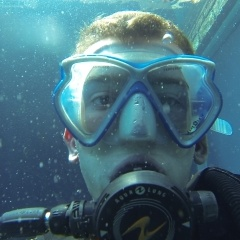 Diving photos