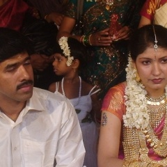 Indian (?) wedding