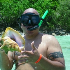 St. Thomas USVI - FOUND Samsung Underwater camera near beach snorkeling_4