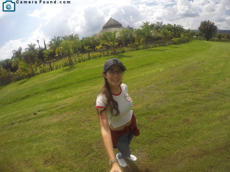 GoPro HERO4 found in Bali