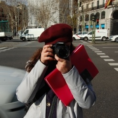 Me and my stolen Camera in Madrid_1