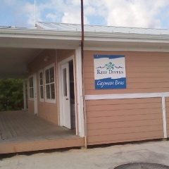 Lost Sea Life DC1400 Off Shore of Little Cayman Island_1