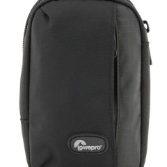 Lost Sony camera in black Lowepro camera case_1
