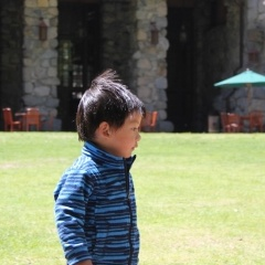 Kid in Yosemite_1