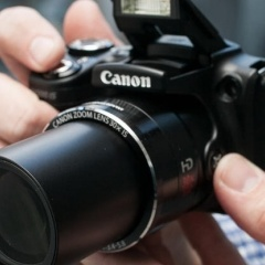 Lost/Stolen Canon Sx500 Is at Six Flags over Texas