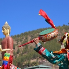 Lost Camera in Thimphu Bhutan