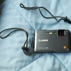 Panasonic DMC-TS1 Lost in Potomac in WV