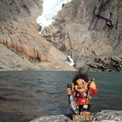 Lost in Norway: Sony DSC-RX100 Cybershot/Torbjorn the Travel Troll