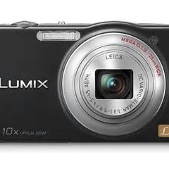 Lost Panasonic Lumix DMC-SZ1