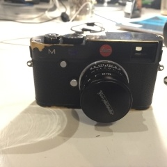 Lost Leica M240