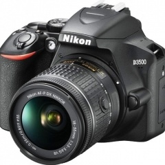 LOST MY NIKON D3400 CAMERA. REWARD WILL BE GVEN.